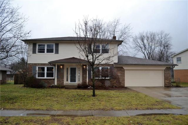 7748 Crossgate Lane, Indianapolis, IN 46227 (MLS #21615959) :: Richwine Elite Group