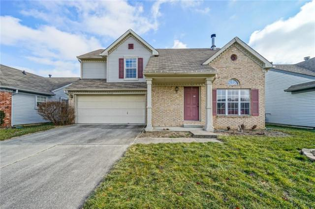 11112 Lake Run Drive, Fishers, IN 46038 (MLS #21616062) :: The ORR Home Selling Team