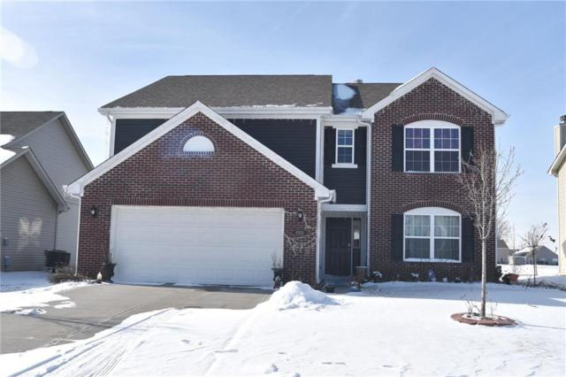 1810 Osman Drive, Avon, IN 46123 (MLS #21616066) :: Richwine Elite Group