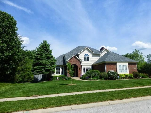 8719 Mariesi Drive, Indianapolis, IN 46278 (MLS #21616067) :: The ORR Home Selling Team