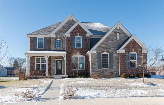 1060 Coral Springs Drive, Cicero, IN 46034 (MLS #21616084) :: The Indy Property Source