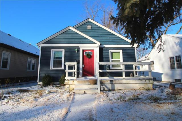 5120 Norwaldo Avenue, Indianapolis, IN 46205 (MLS #21616095) :: The ORR Home Selling Team