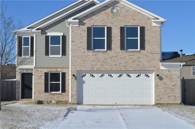 488 Bourneside Drive, Greenfield, IN 46140 (MLS #21616100) :: The ORR Home Selling Team