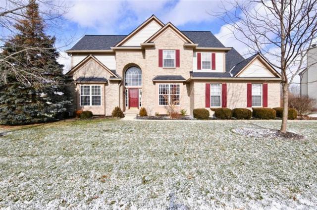 514 E Columbine Lane, Westfield, IN 46074 (MLS #21616121) :: The ORR Home Selling Team