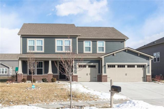 15732 Barnard Drive, Noblesville, IN 46062 (MLS #21616123) :: AR/haus Group Realty