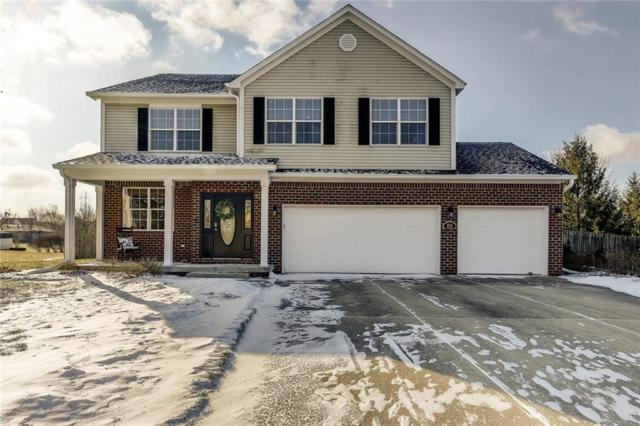 9751 Barth Drive, Zionsville, IN 46077 (MLS #21616125) :: AR/haus Group Realty