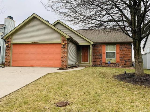 4755 Sheehan Place, Indianapolis, IN 46254 (MLS #21616148) :: The ORR Home Selling Team