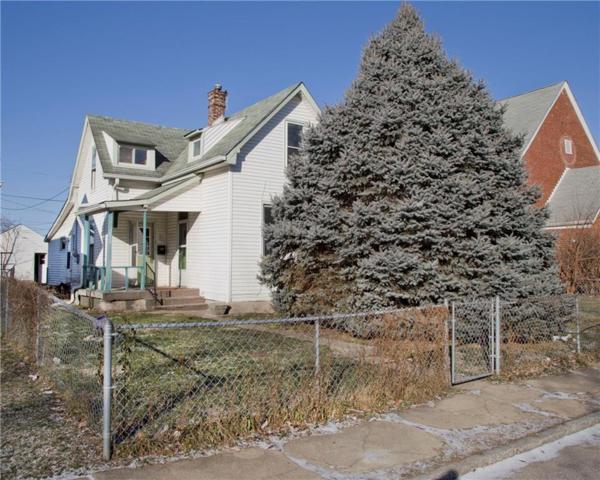 2058 Cornell Avenue, Indianapolis, IN 46202 (MLS #21616158) :: FC Tucker Company