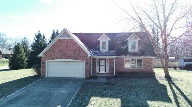 361 Sherwood Drive, Mooresville, IN 46158 (MLS #21616168) :: The Indy Property Source