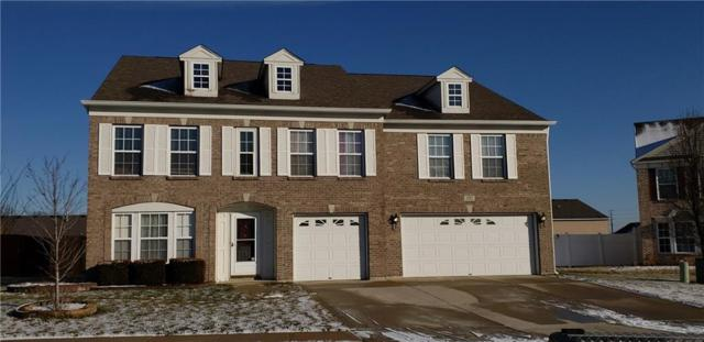 1947 Zachary Lane, Indianapolis, IN 46231 (MLS #21616208) :: Mike Price Realty Team - RE/MAX Centerstone