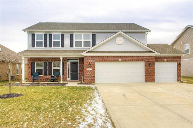 4647 W Lawrence Way, New Palestine, IN 46163 (MLS #21616214) :: The ORR Home Selling Team