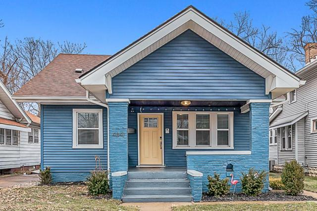 4841 Guilford Avenue, Indianapolis, IN 46205 (MLS #21616226) :: Richwine Elite Group