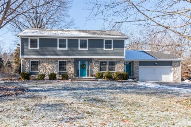 6534 Johnson Road, Indianapolis, IN 46220 (MLS #21616229) :: The ORR Home Selling Team