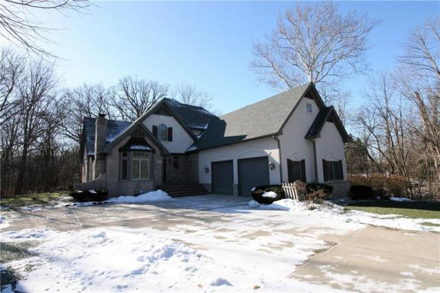 1245 Fawn Ridge Court, Anderson, IN 46011 (MLS #21616231) :: The Evelo Team