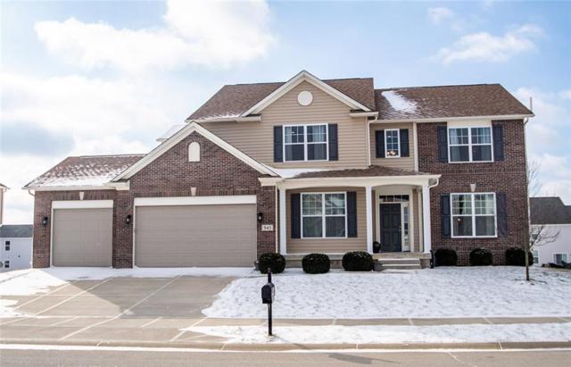 945 Morley Lane, Westfield, IN 46074 (MLS #21616242) :: The ORR Home Selling Team
