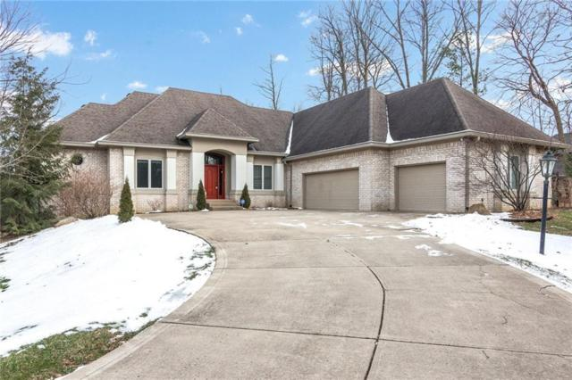 11289 Wedgefield Court, Fishers, IN 46037 (MLS #21616290) :: The ORR Home Selling Team