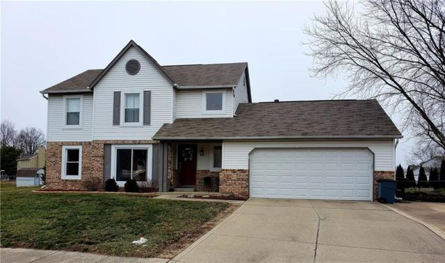 3178 Andover Court, Greenwood, IN 46142 (MLS #21616298) :: Mike Price Realty Team - RE/MAX Centerstone
