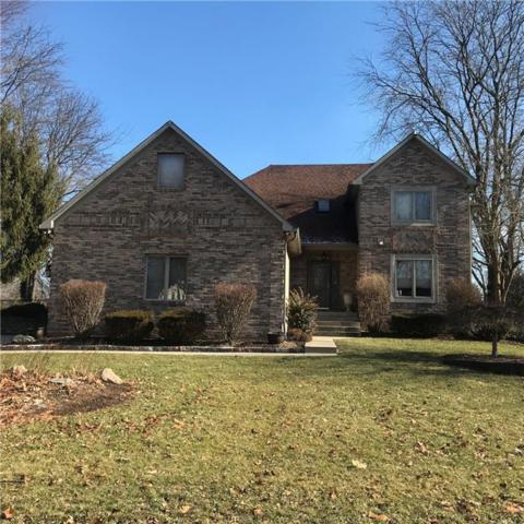 963 Silver Creek Way, Greenwood, IN 46142 (MLS #21616360) :: Mike Price Realty Team - RE/MAX Centerstone