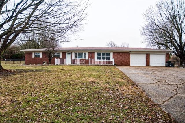 13761 N Western Road, Camby, IN 46113 (MLS #21616362) :: The Indy Property Source
