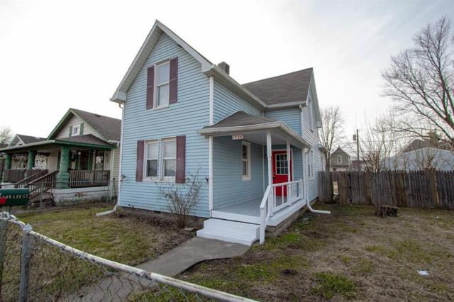 1534 Lee Street, Indianapolis, IN 46221 (MLS #21616387) :: Mike Price Realty Team - RE/MAX Centerstone