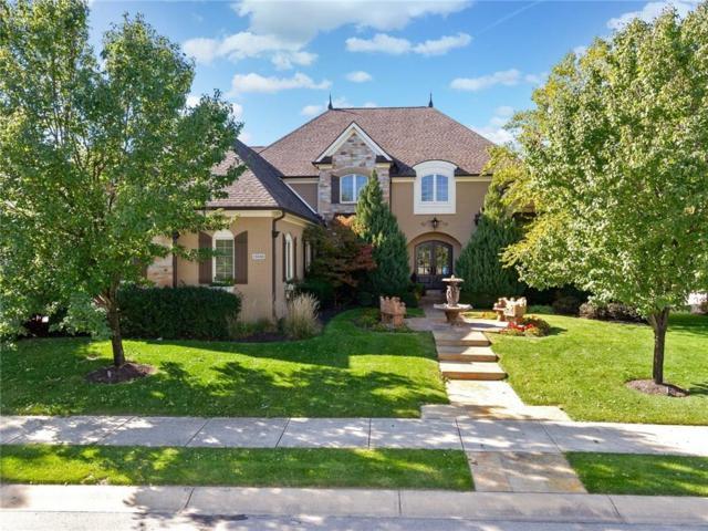 15538 Hidden Oaks Lane, Carmel, IN 46033 (MLS #21616395) :: Richwine Elite Group