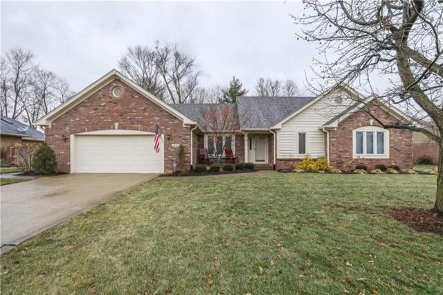4112 W Crooked Lane, Greenwood, IN 46143 (MLS #21616396) :: Mike Price Realty Team - RE/MAX Centerstone