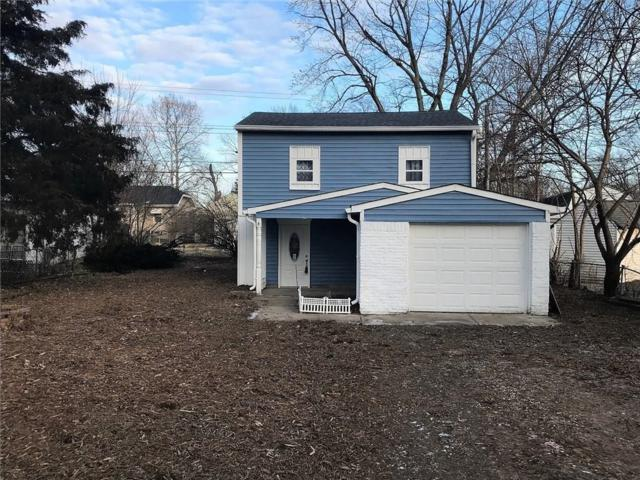 835 S Worth Avenue, Indianapolis, IN 46241 (MLS #21616398) :: Mike Price Realty Team - RE/MAX Centerstone