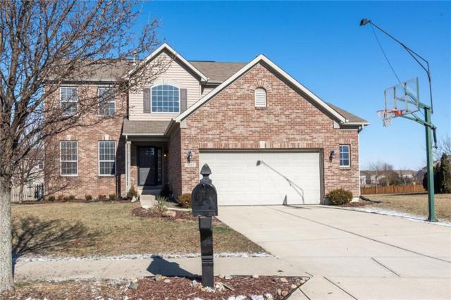 13082 Balbo Place, Fishers, IN 46037 (MLS #21616409) :: Richwine Elite Group