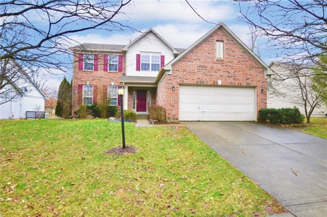 5261 Ivy Hill Dr, Carmel, IN 46033 (MLS #21616435) :: Mike Price Realty Team - RE/MAX Centerstone