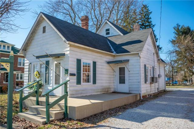 150 S Main Street, Franklin, IN 46131 (MLS #21616455) :: The Indy Property Source