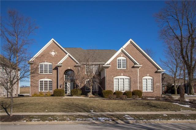 11478 Muirfield Trace, Fishers, IN 46038 (MLS #21616468) :: The ORR Home Selling Team