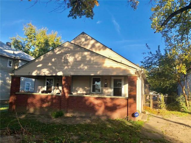 607 N Sherman Drive, Indianapolis, IN 46201 (MLS #21616489) :: Richwine Elite Group
