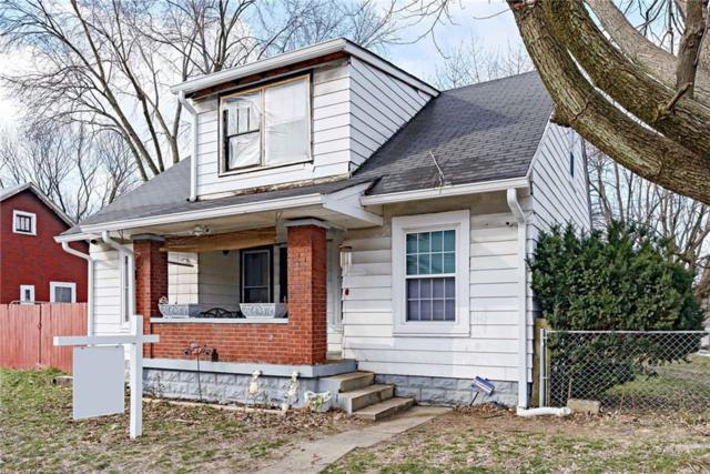 2925 Meredith Avenue, Indianapolis, IN 46201 (MLS #21616492) :: Mike Price Realty Team - RE/MAX Centerstone
