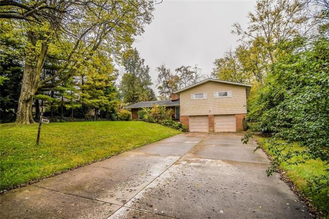 4709 Dickson Road, Indianapolis, IN 46226 (MLS #21616517) :: Richwine Elite Group