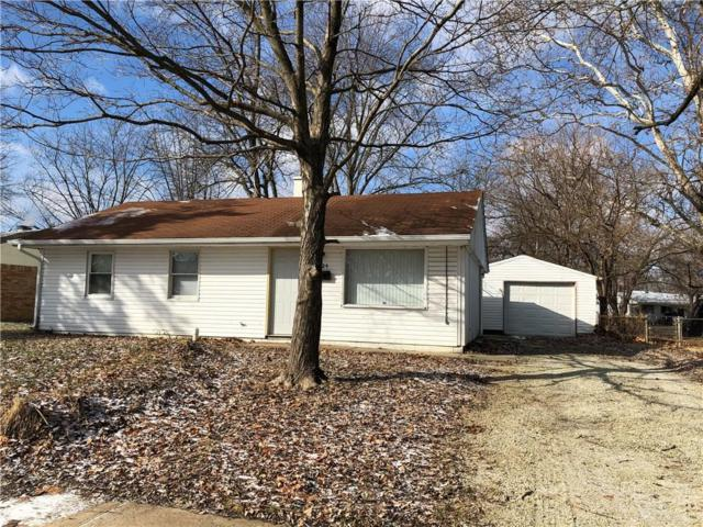 3924 Elmonte Court, Indianapolis, IN 46226 (MLS #21616523) :: Mike Price Realty Team - RE/MAX Centerstone