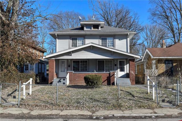 3525 Guilford Avenue, Indianapolis, IN 46205 (MLS #21616533) :: AR/haus Group Realty