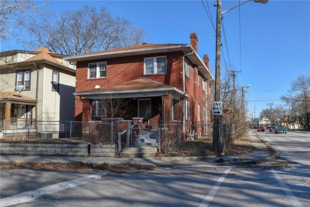 2901 N Delaware Street, Indianapolis, IN 46205 (MLS #21616534) :: FC Tucker Company