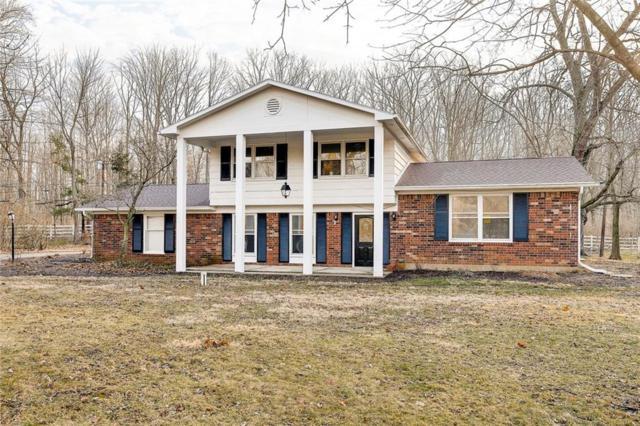 12327 Daugherty Drive, Zionsville, IN 46077 (MLS #21616547) :: Heard Real Estate Team | eXp Realty, LLC