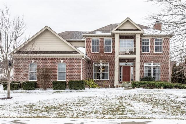 8829 Pin Oak Drive, Zionsville, IN 46077 (MLS #21616552) :: AR/haus Group Realty