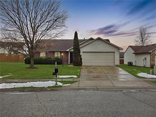 7655 Hidden Valley Lane, Indianapolis, IN 46239 (MLS #21616555) :: Mike Price Realty Team - RE/MAX Centerstone