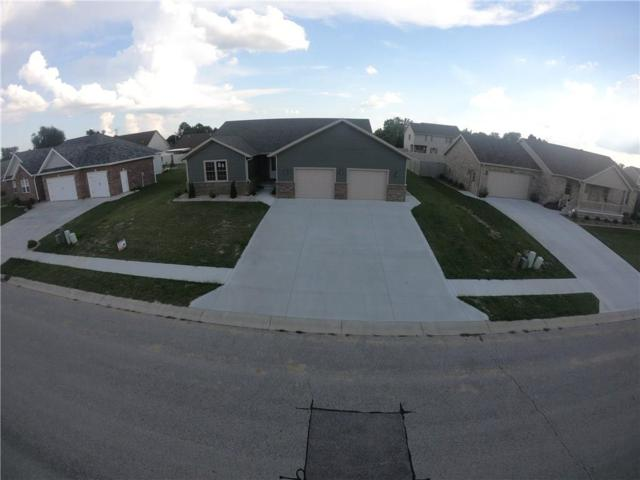 1415 W Springfield Street, Greensburg, IN 47240 (MLS #21616577) :: The ORR Home Selling Team