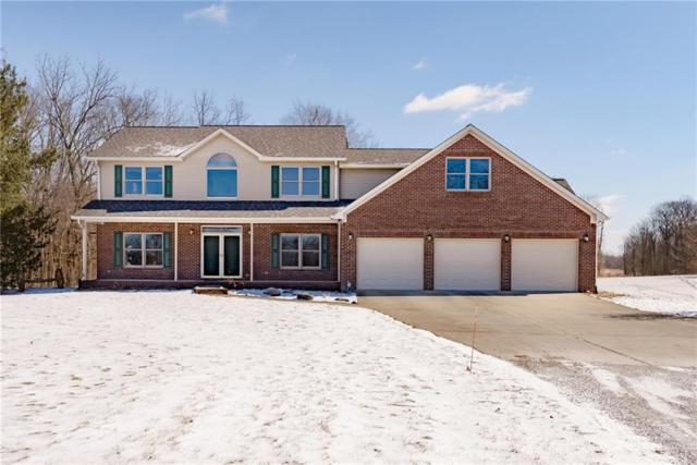 10317 N County Road 650 E, Brownsburg, IN 46112 (MLS #21616588) :: Mike Price Realty Team - RE/MAX Centerstone
