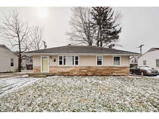 7949 E 49TH Street, Indianapolis, IN 46226 (MLS #21616600) :: Richwine Elite Group