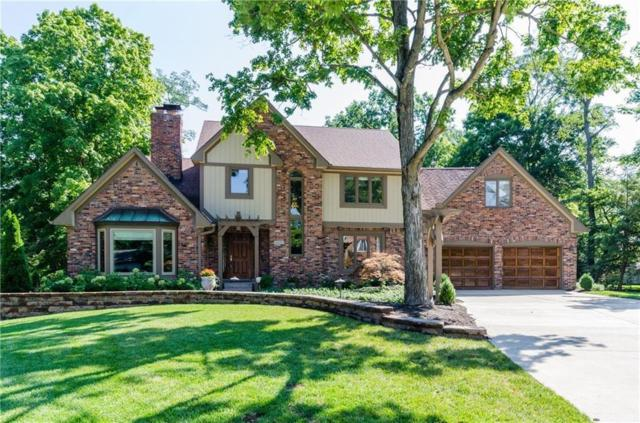 10222 Coral Reef Way, Indianapolis, IN 46256 (MLS #21616608) :: Mike Price Realty Team - RE/MAX Centerstone