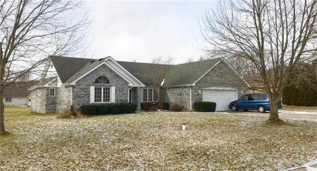 2033 Round Barn Court, Anderson, IN 46017 (MLS #21616617) :: The ORR Home Selling Team