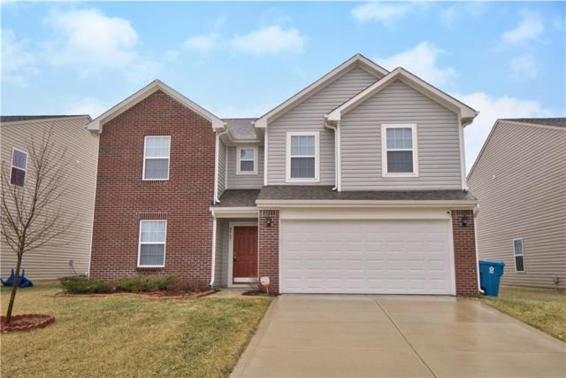 4947 Chip Shot Lane, Indianapolis, IN 46235 (MLS #21616623) :: The ORR Home Selling Team