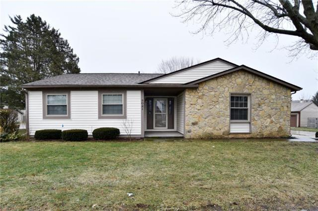 3021 Horse Hill West Drive, Indianapolis, IN 46214 (MLS #21616626) :: The Evelo Team