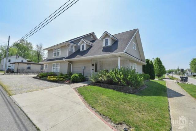 357 N Plum Street, Albany, IN 47320 (MLS #21616627) :: The ORR Home Selling Team