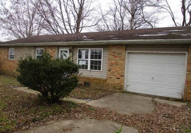 102 E Babb Road, Eaton, IN 47338 (MLS #21616632) :: The ORR Home Selling Team