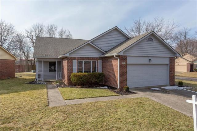 6860 Steinmeier Drive W, Indianapolis, IN 46220 (MLS #21616652) :: Mike Price Realty Team - RE/MAX Centerstone